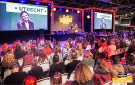 Dag 1 Heroes Dutch Comic Con uitverkocht
