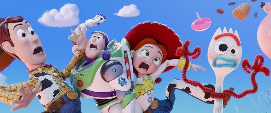 DVD/Blu-Ray actie Toy Story 4 (Nu overal verkrijgbaar)