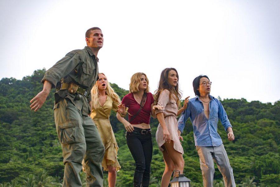 Vrijkaartenactie Fantasy Island ( Vanaf 13 februari in de bioscoop)